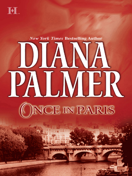 Diana Palmer Once in Paris