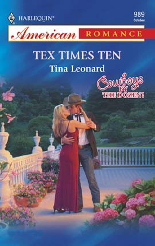 Tina Leonard Tex Times Ten upright dg184bp