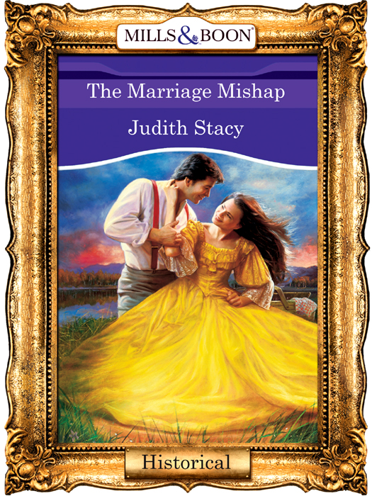 Judith Stacy The Marriage Mishap married to the game