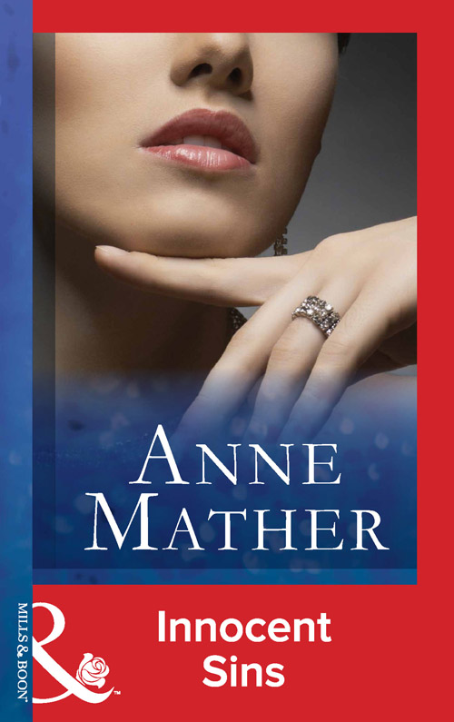 Anne Mather Innocent Sins anne mather the night of the bulls