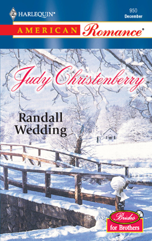 Judy Christenberry Randall Wedding c e randall page of roses