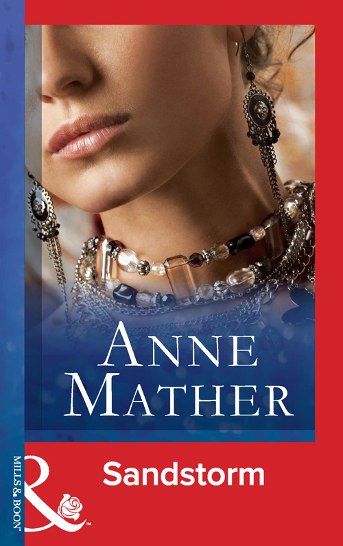 Anne Mather Sandstorm anne mather guilty