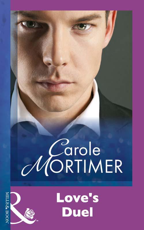 Carole Mortimer Love's Duel eglo leonie 92129
