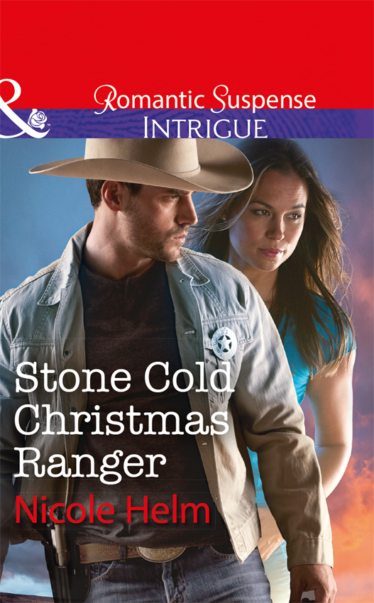 Nicole Helm Stone Cold Christmas Ranger mosawi a trust no one