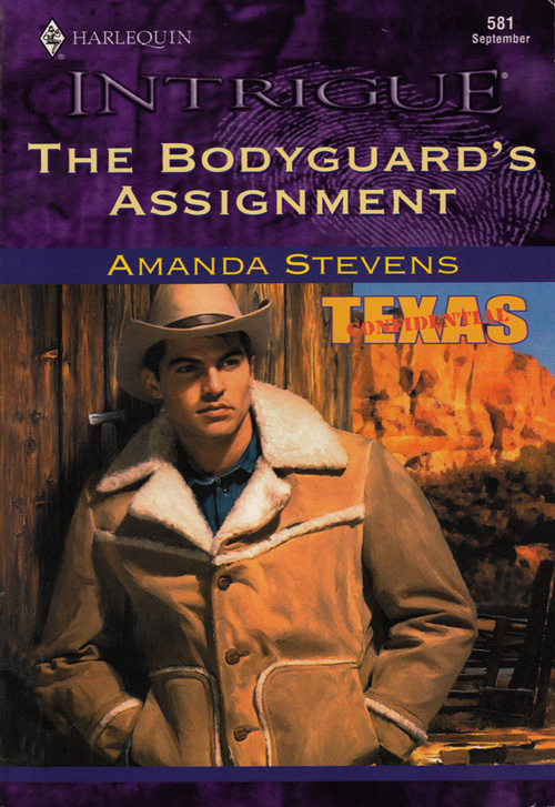 Amanda Stevens The Bodyguard's Assignment amanda stevens secret admirer