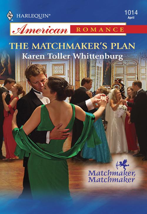 Karen Whittenburg Toller The Matchmaker's Plan dunbar