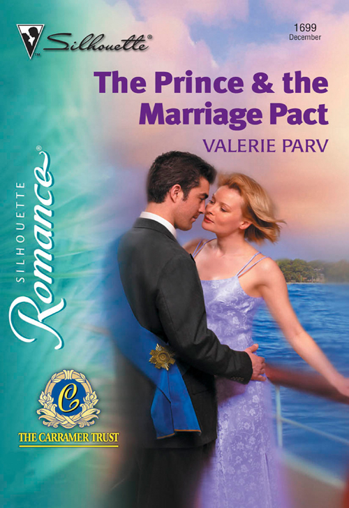 Valerie Parv The Prince and The Marriage Pact the marriage pact