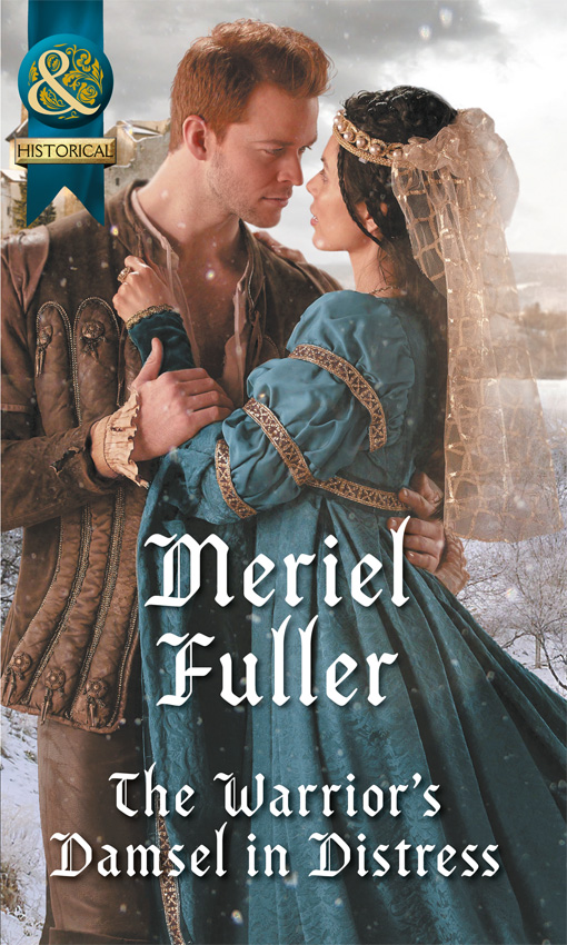 Meriel Fuller The Warrior's Damsel In Distress