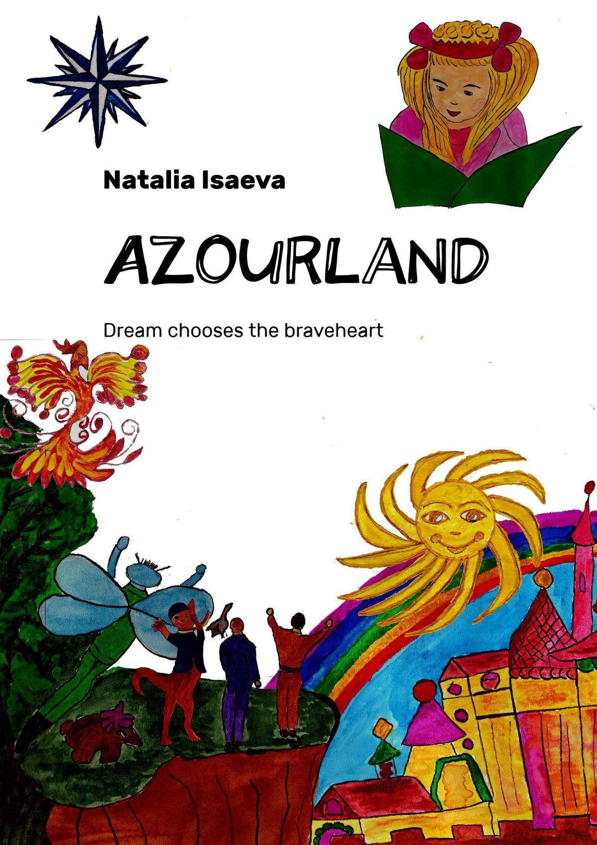 Фото - Natalia Isaeva Azourland. Dream Elect Brave the penguin german phrasebook