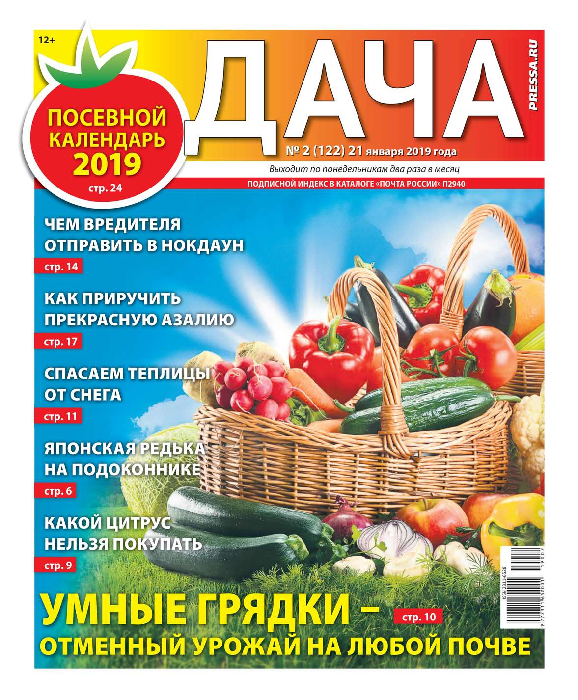 Дача Pressa.ru 02-2019