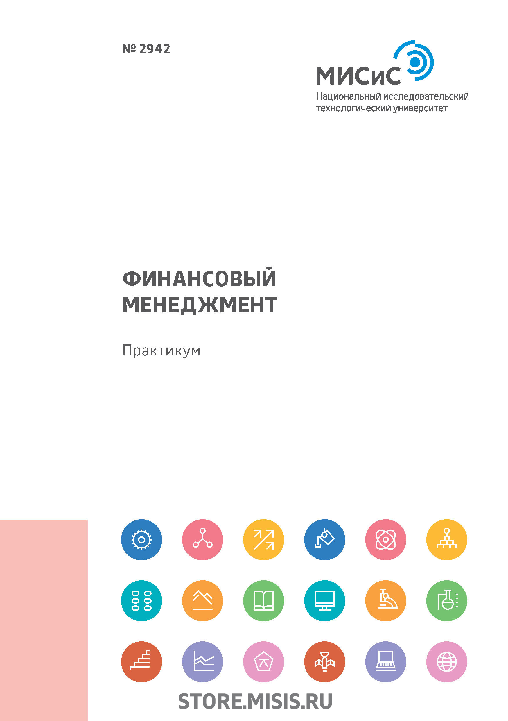 Е. Н. Елисеева Финансовый менеджмент. Практикум