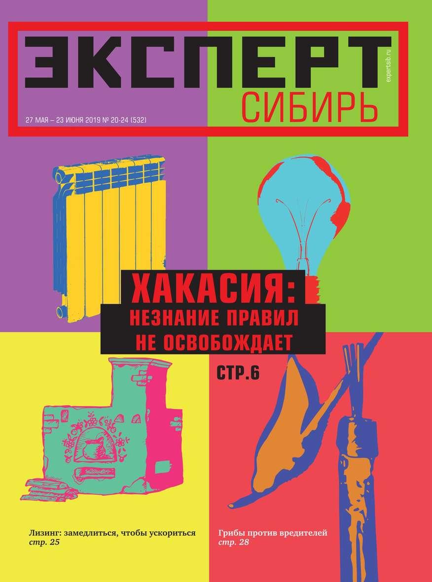Эксперт Сибирь 20-24-2019