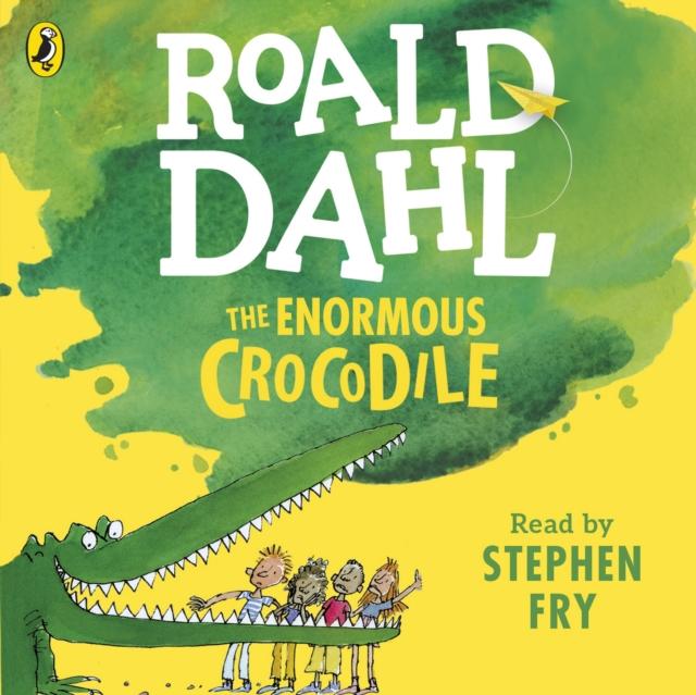 Roald Dahl Enormous Crocodile dahl roald boy