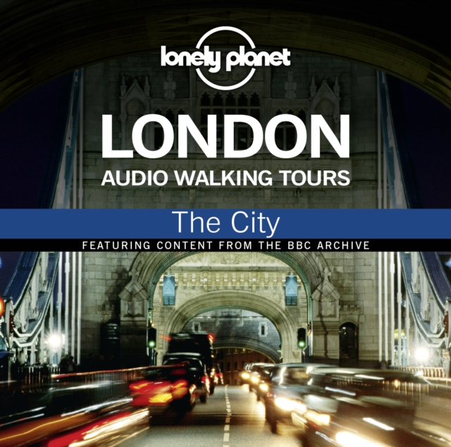 Anna Lea Lonely Planet Audio Walking Tours: London: The City coheed and cambria london