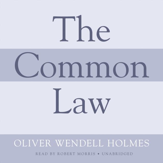 Oliver Wendell Holmes Common Law oliver wendell holmes over the teacups