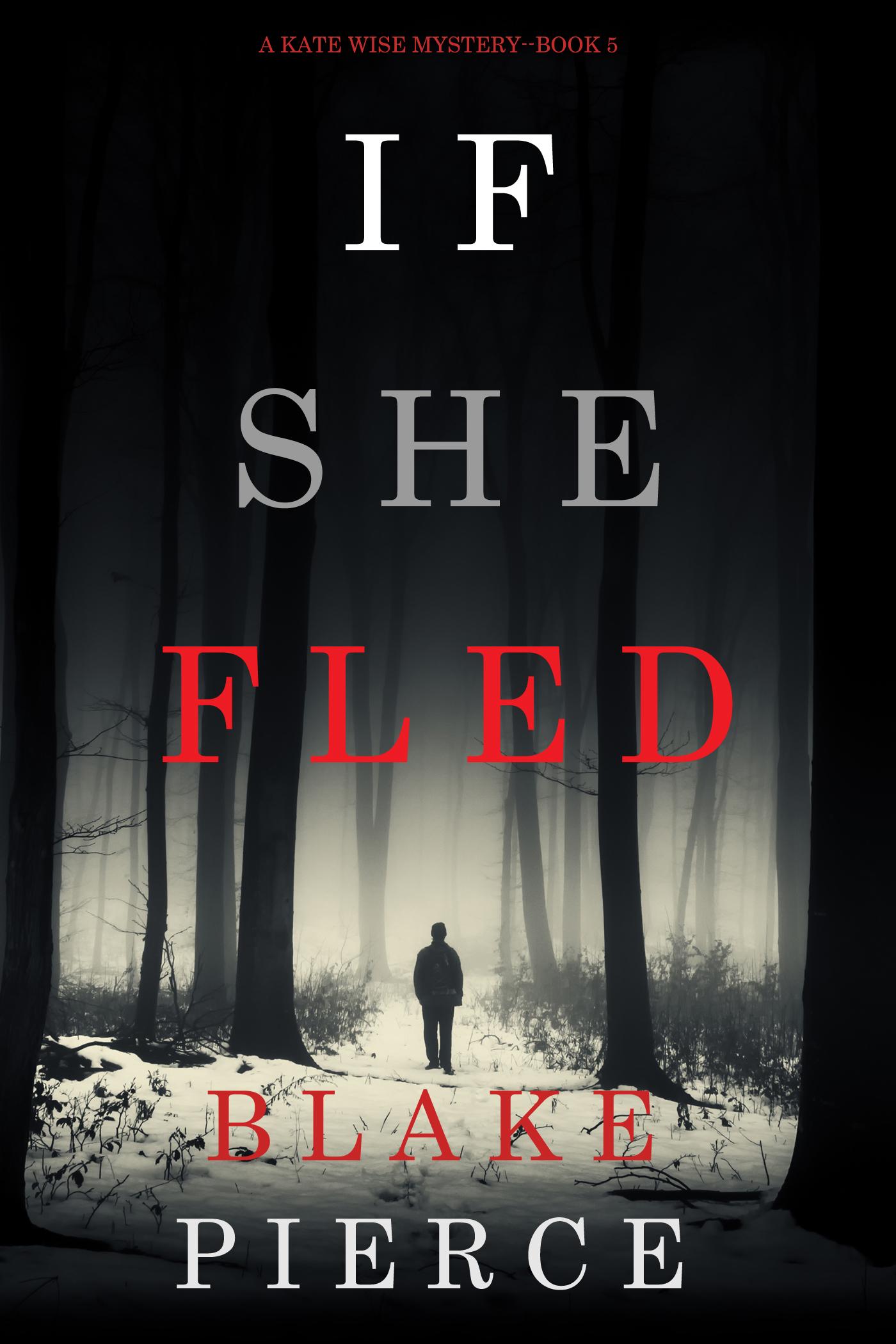 Блейк Пирс If She Fled islands of aloha mystery series 6 book series