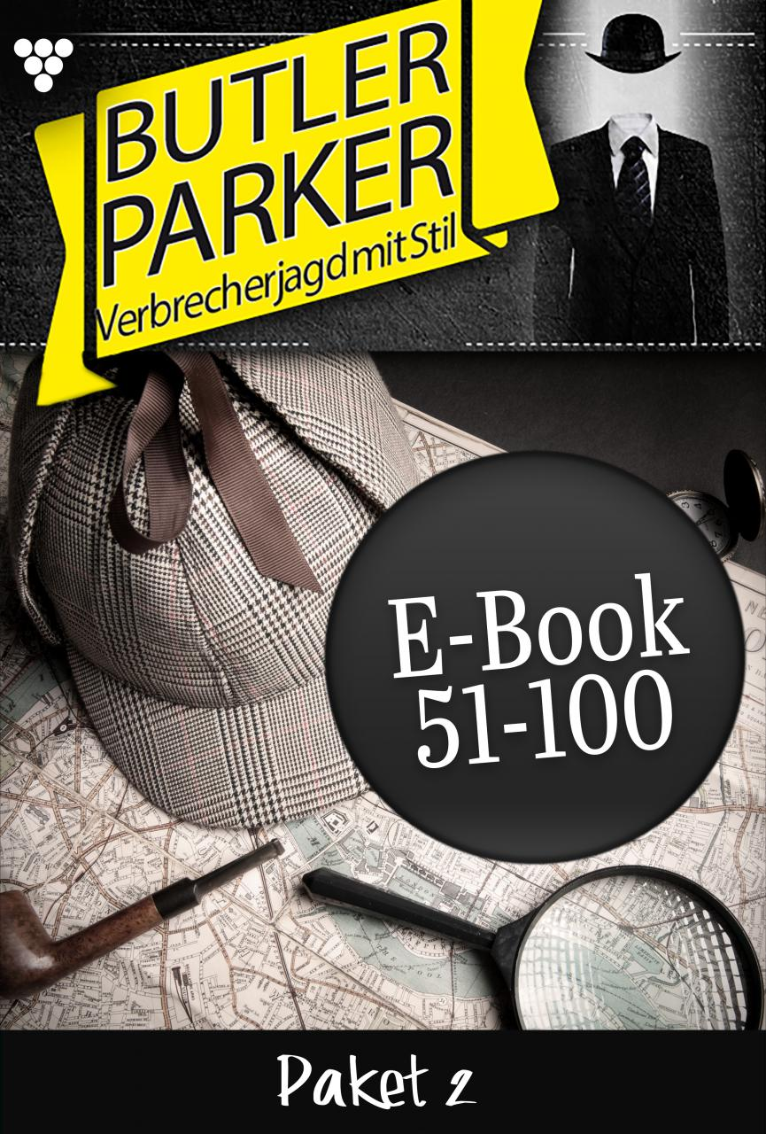 цена на Günter Dönges Butler Parker Paket 2 – Kriminalroman