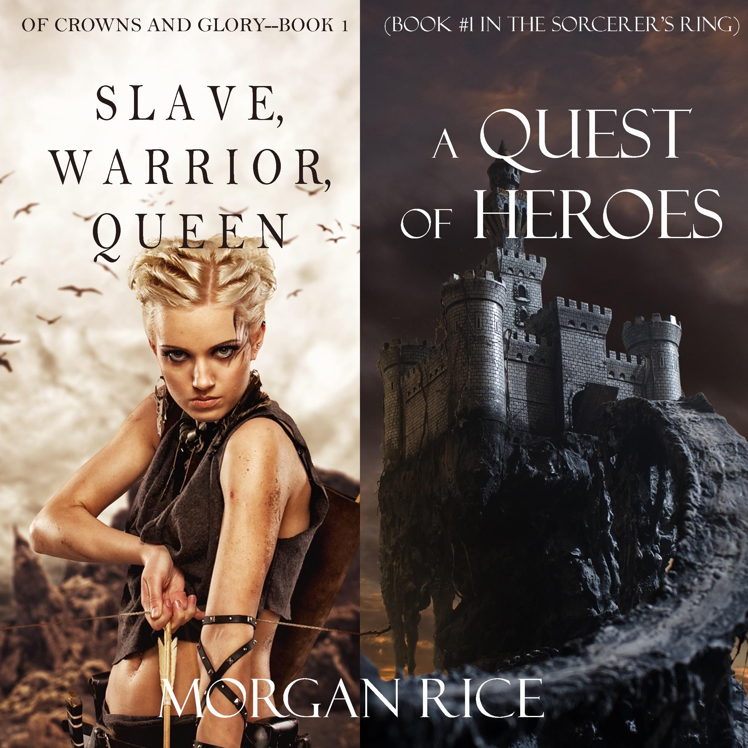 A Quest of Heroes & Slave, Warrior, Queen Bundle