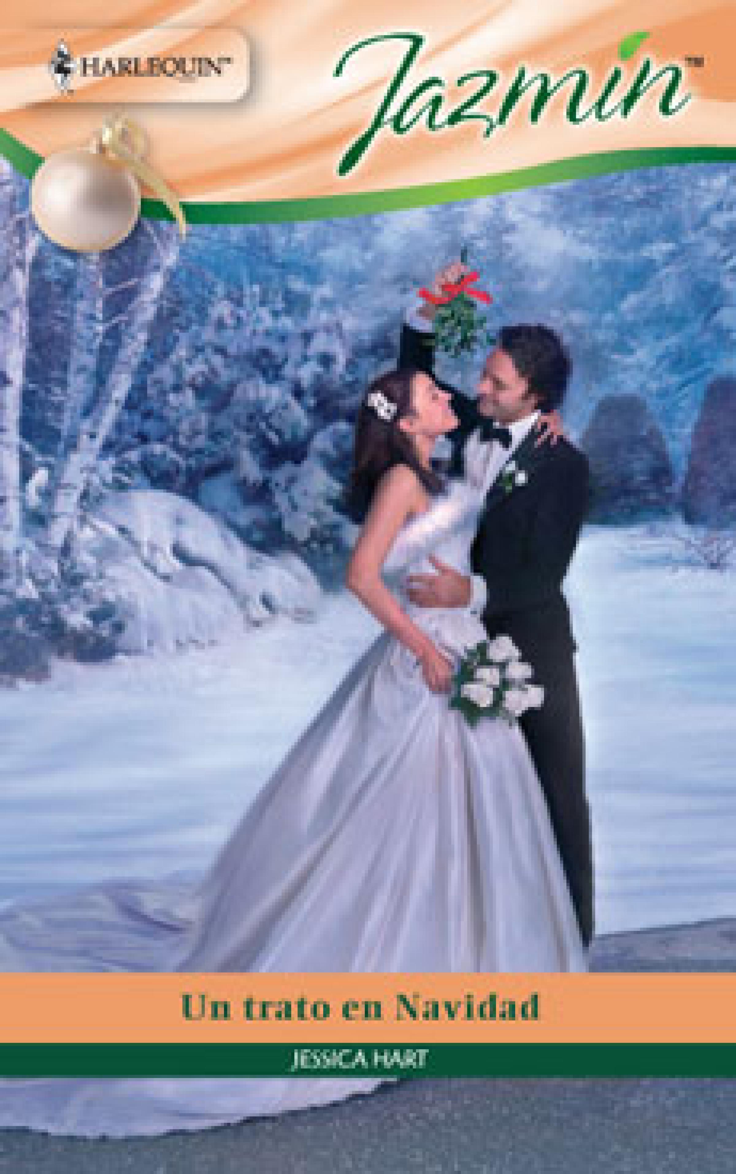 Jessica Hart Un trato en Navidad jessica hart a bride for barra creek