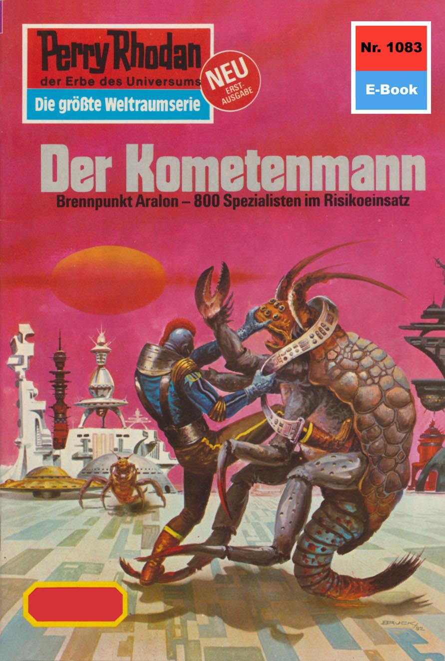 K.H. Scheer Perry Rhodan 1083: Der Kometenmann k h scheer perry rhodan 1118 der admiral und der silberne