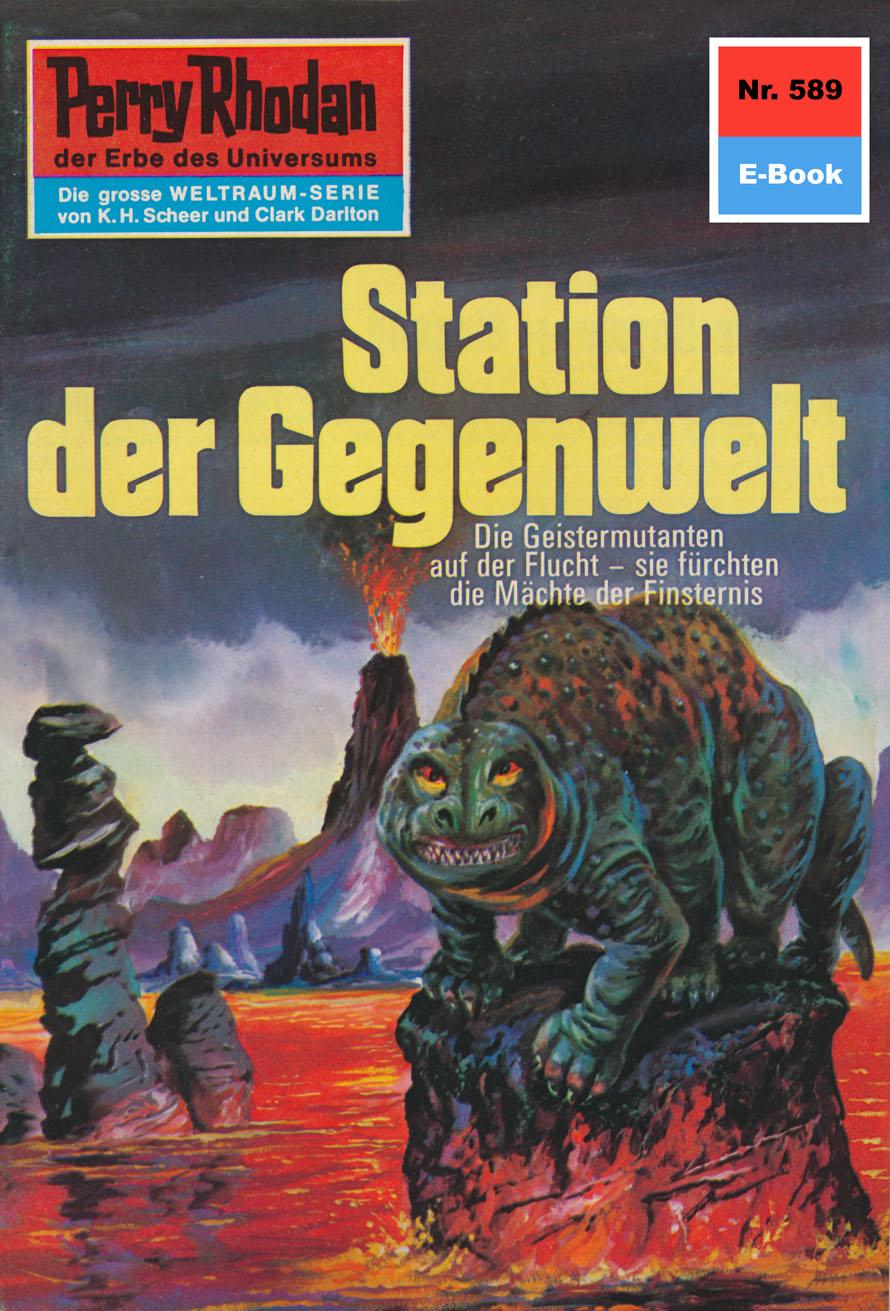 H.G. Ewers Perry Rhodan 589: Station der Gegenwelt h g ewers perry rhodan 589 station der gegenwelt