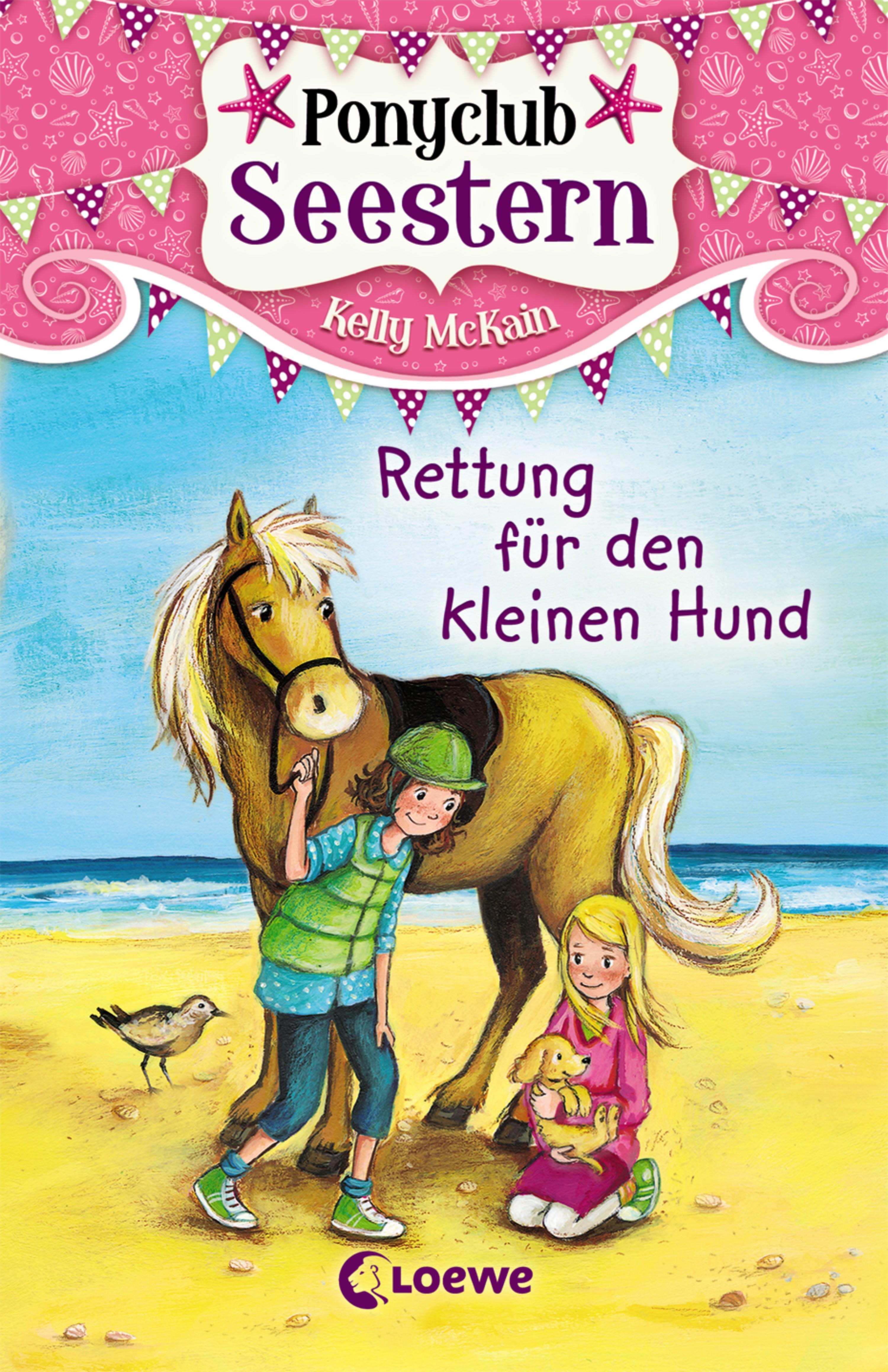 Kelly McKain Ponyclub Seestern 1 – Rettung für den kleinen Hund