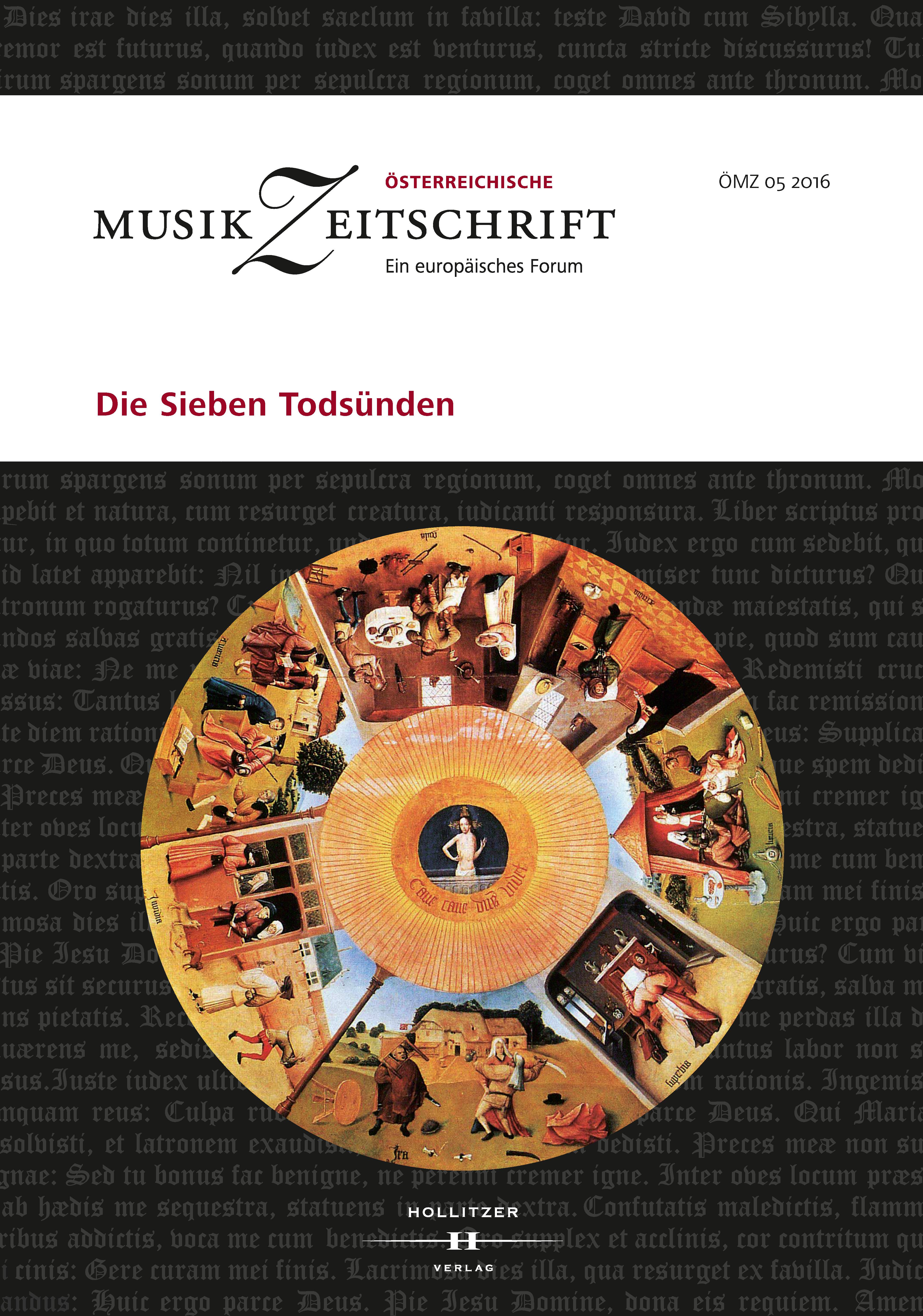 цена Отсутствует Die Sieben Todsünden онлайн в 2017 году