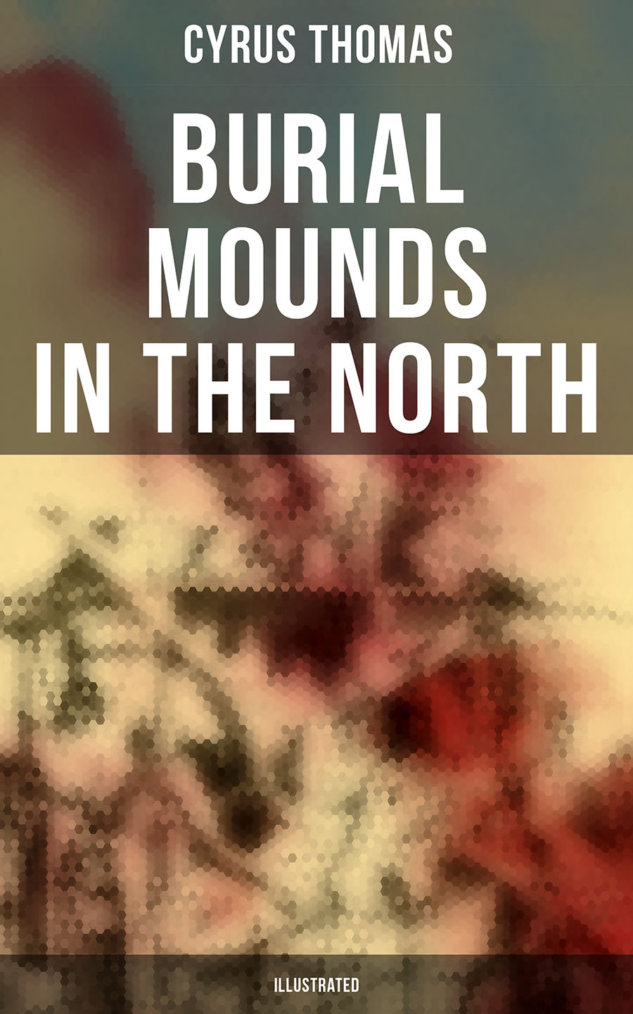 Cyrus Thomas Burial Mounds in the North (Illustrated) si cyrus сандалии