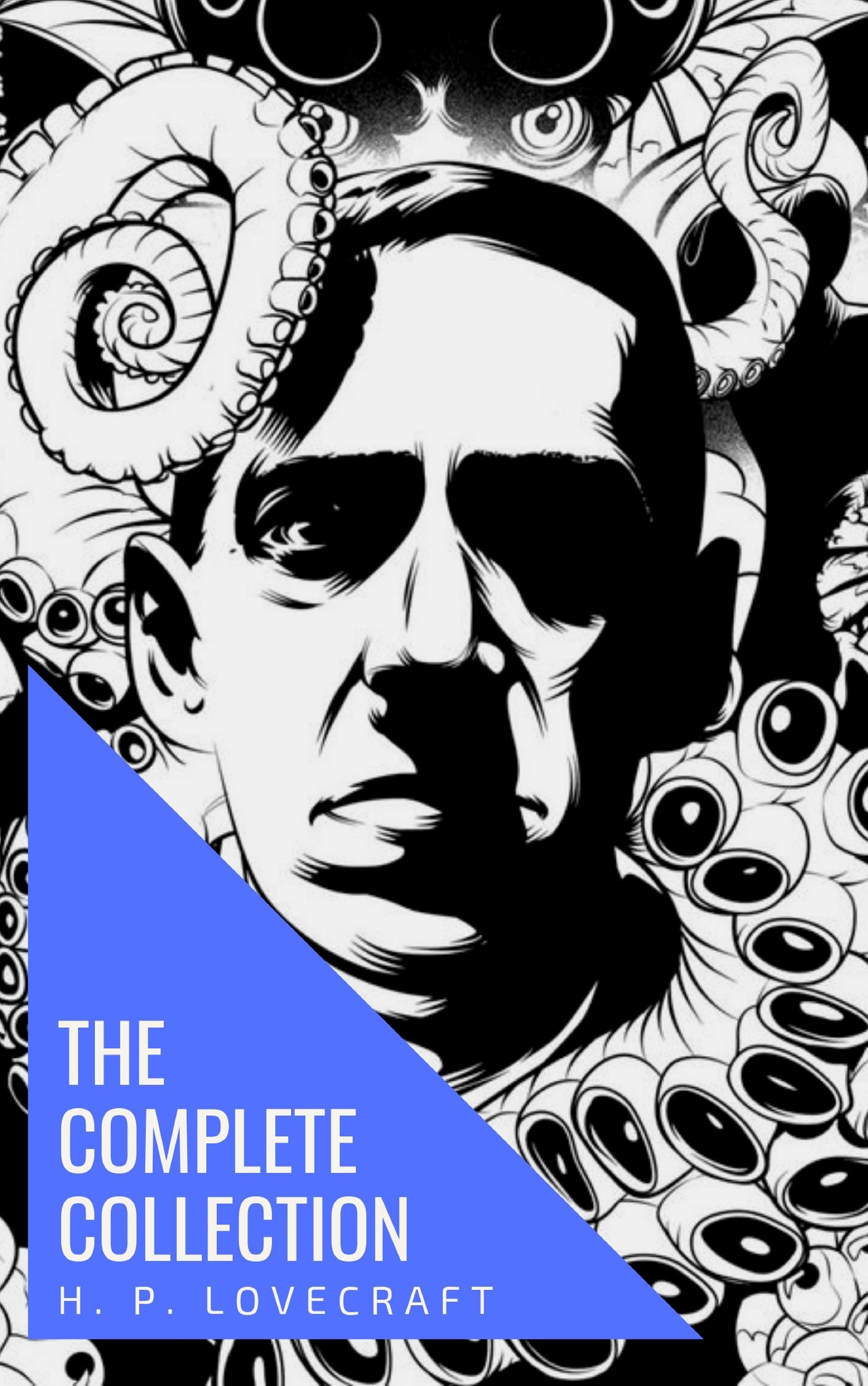 цена H. P. Lovecraft The Complete Collection of H. P. Lovecraft