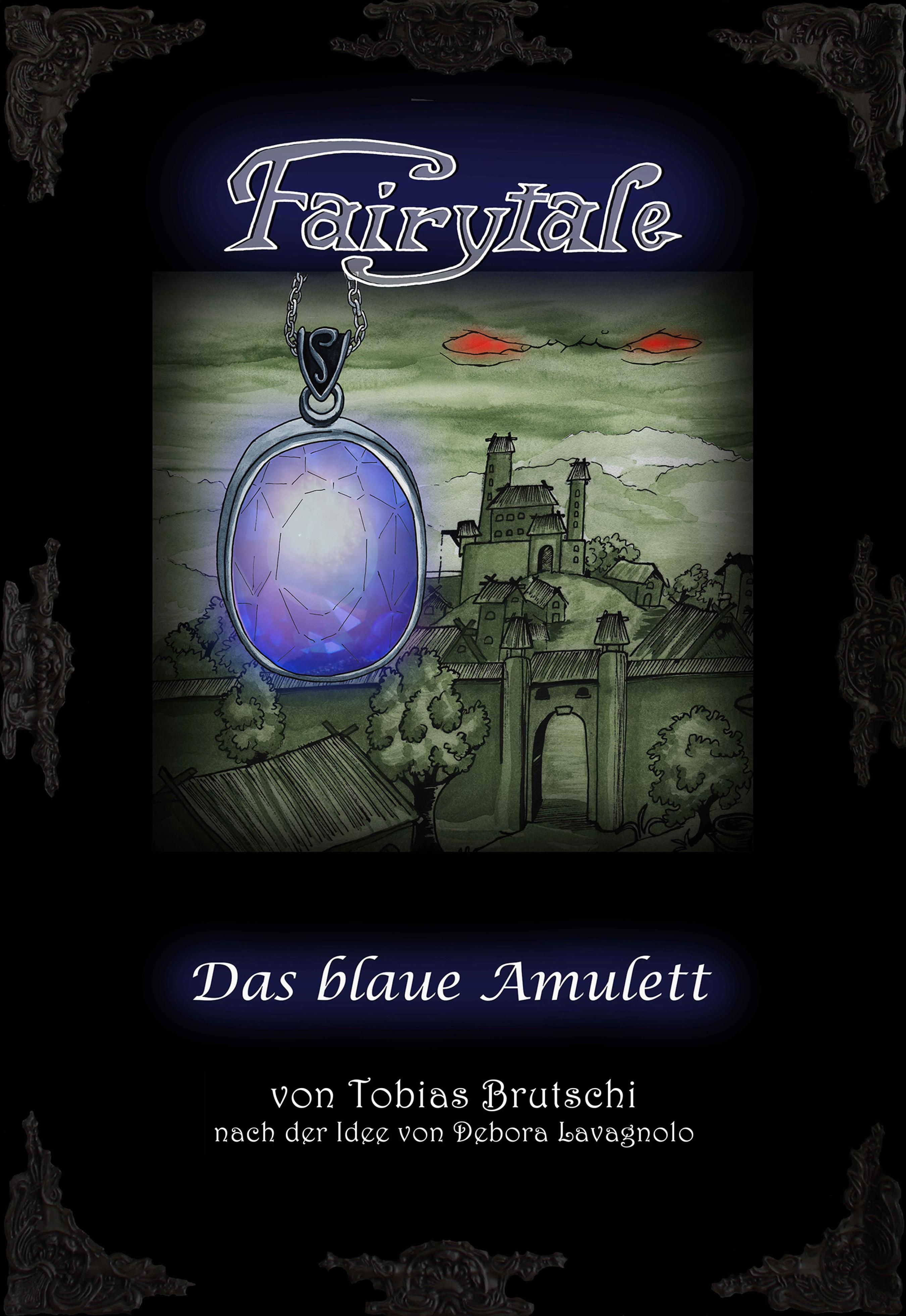 цена Tobias Brutschi Das blaue Amulett онлайн в 2017 году