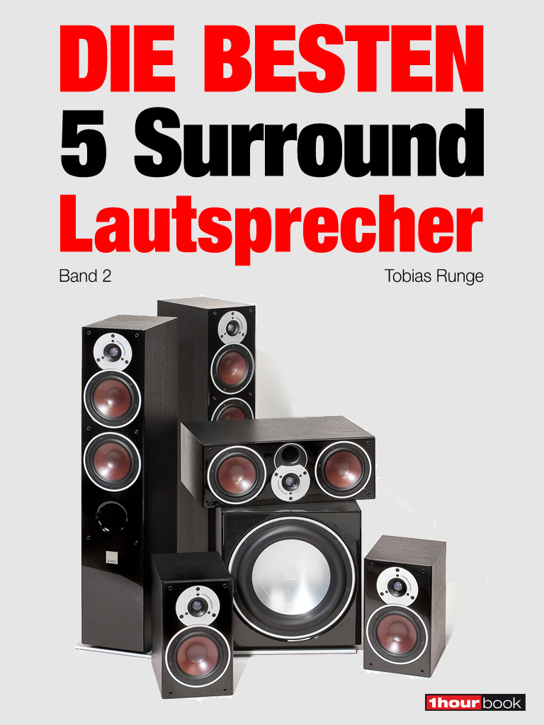Roman Maier Die besten 5 Surround-Lautsprecher (Band 2) roman maier die besten 5 multimedia lautsprecher