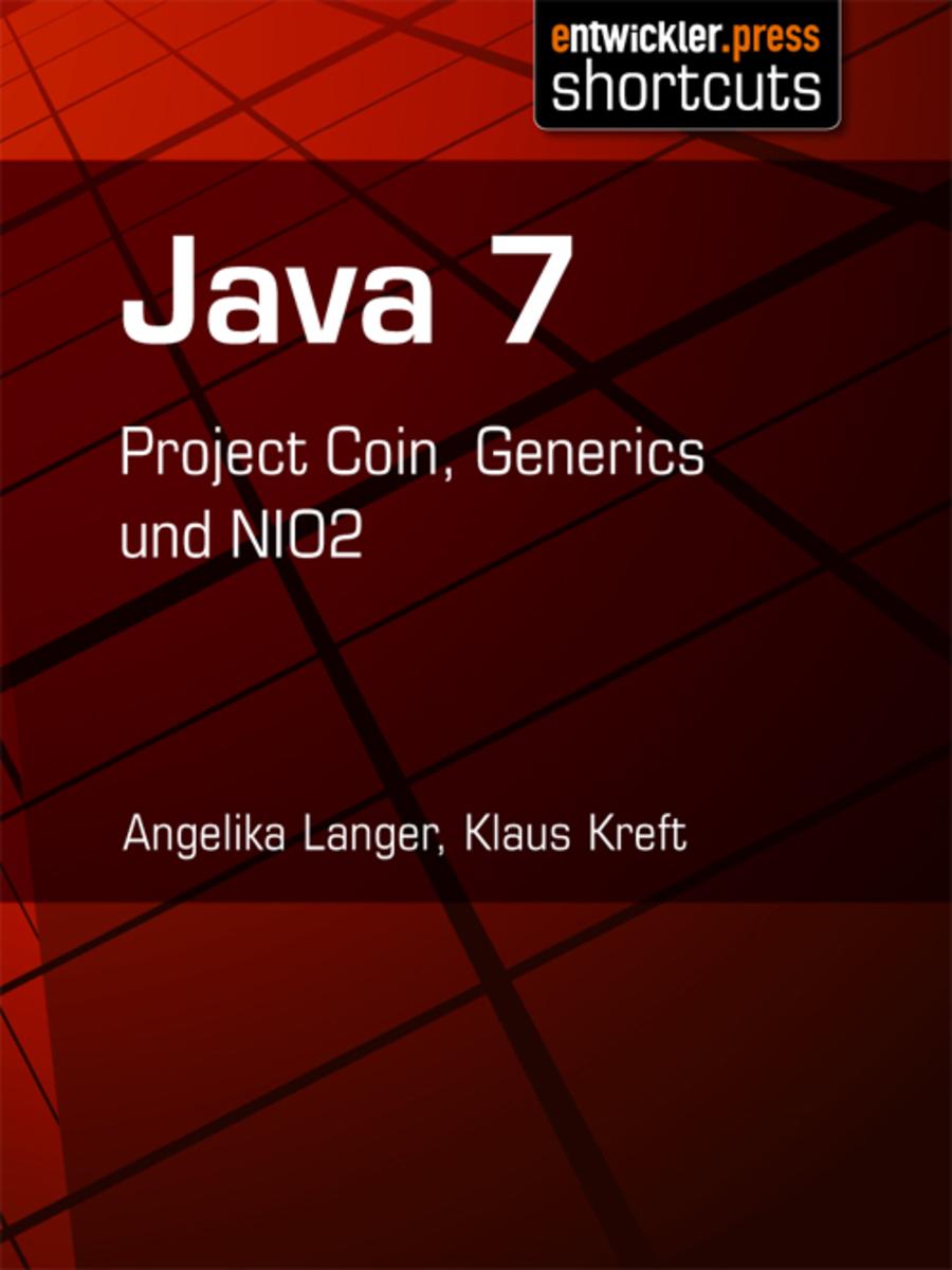 Angelika Langer Java 7