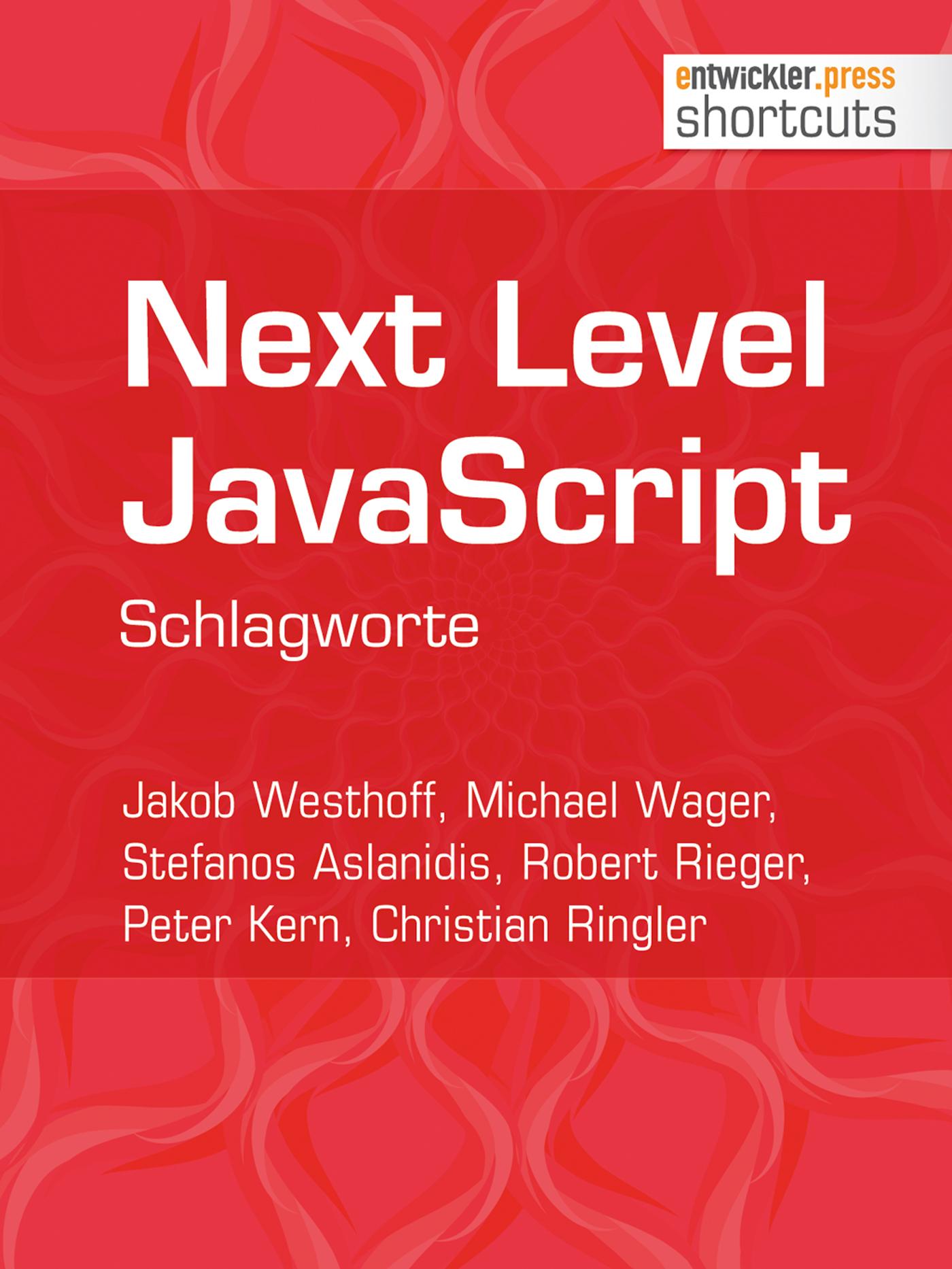 Jakob Westhoff Next Level JavaScript next move british english book pack level 4
