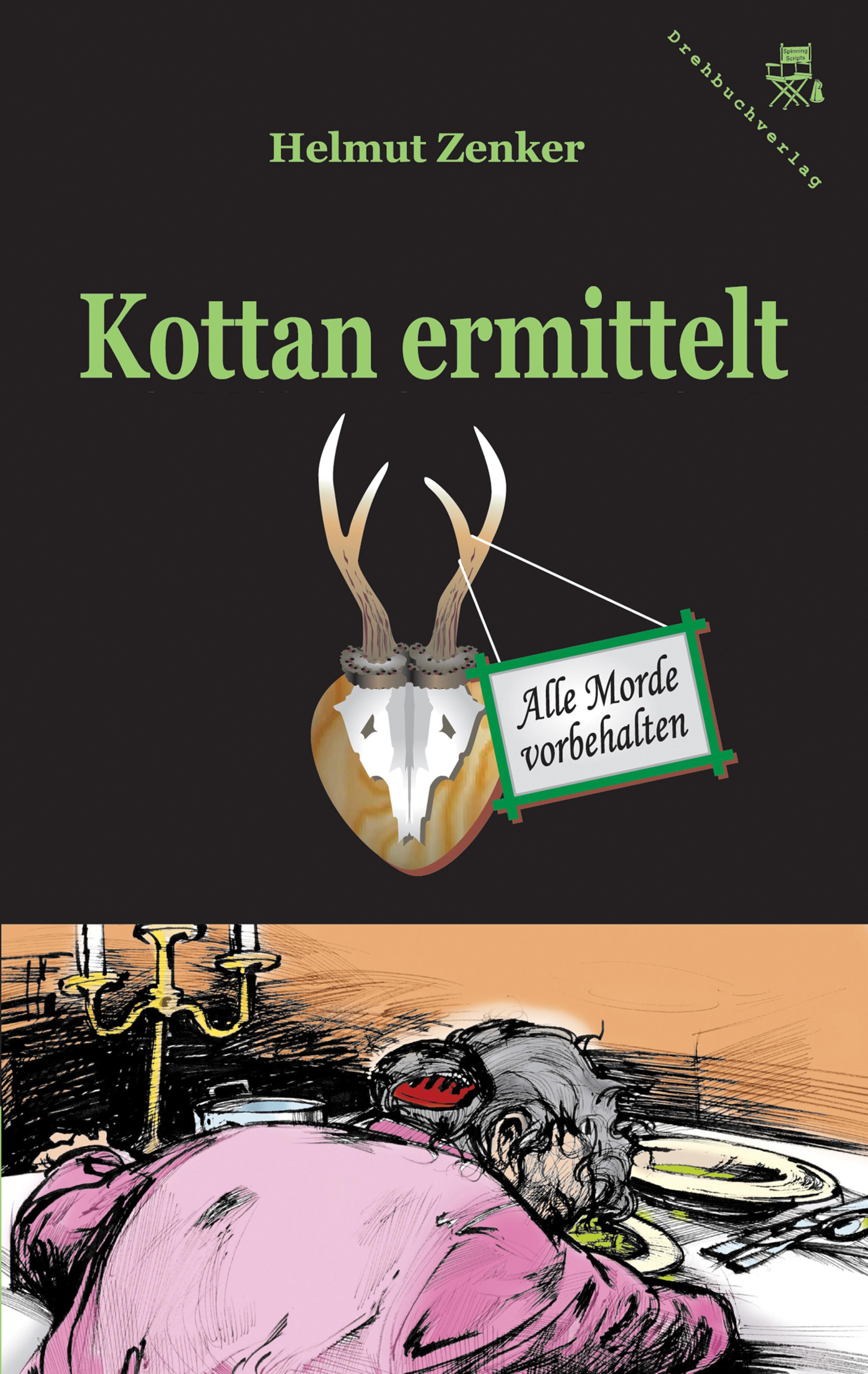 Helmut Zenker Kottan ermittelt: Alle Morde vorbehalten helmut zenker kottan ermittelt mord in schönbrunn