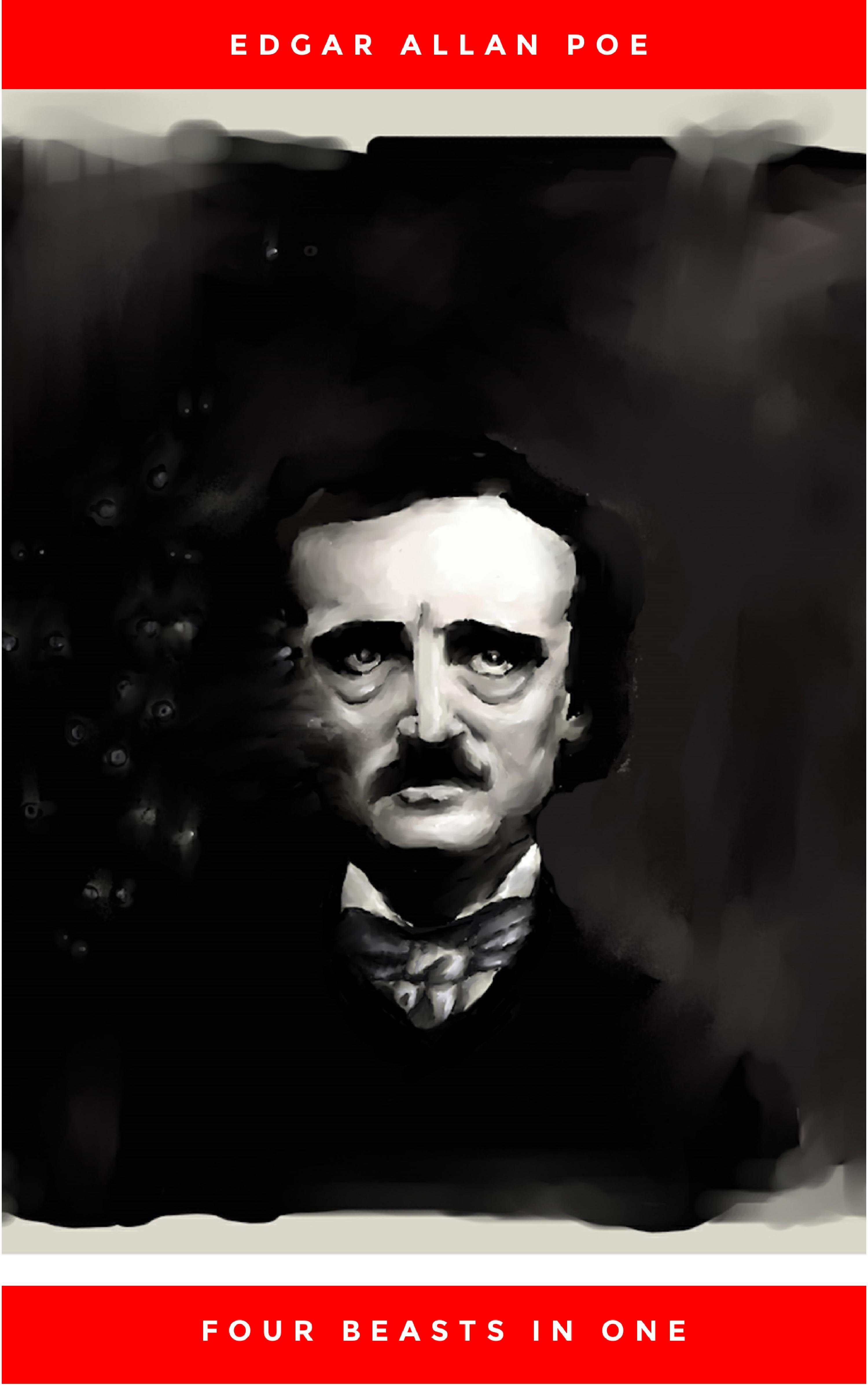 Edgar Allan Poe Four Beasts in One joseph mary edgar hart swords drawn a romantic play in four acts