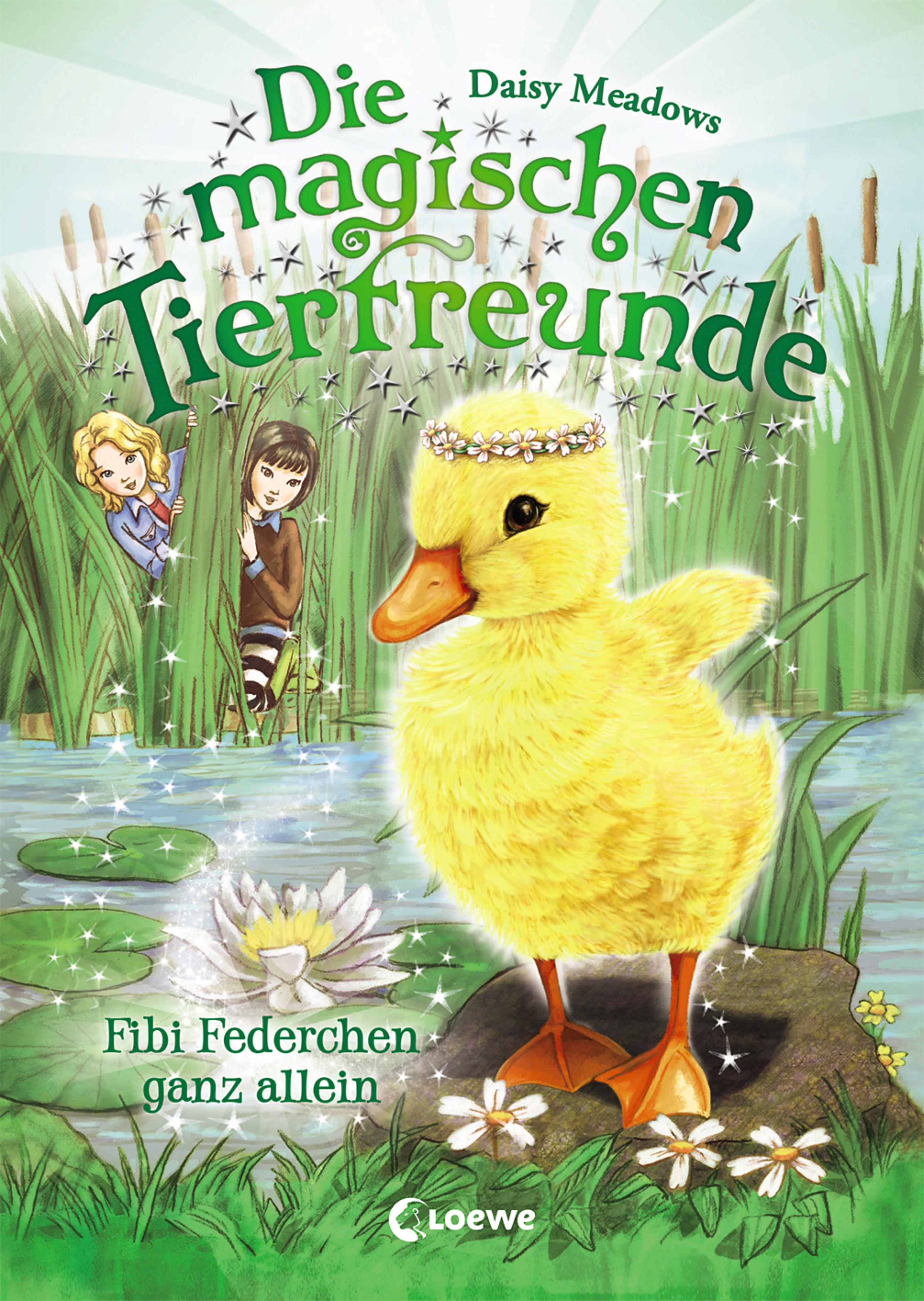 Daisy Meadows Die magischen Tierfreunde 3 - Fibi Federchen ganz allein daisy meadows magic animal friends early reader lucy longwhiskers