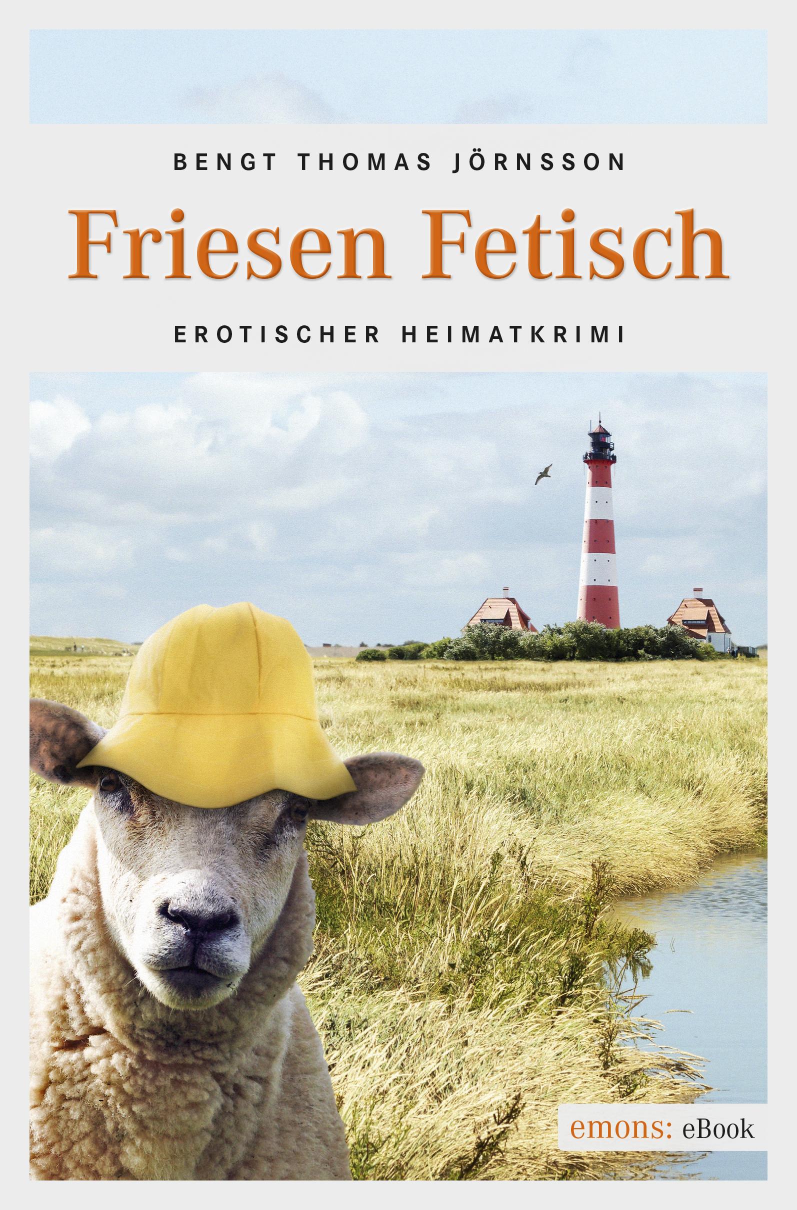 Bengt Thomas Jornsson Friesen Fetisch