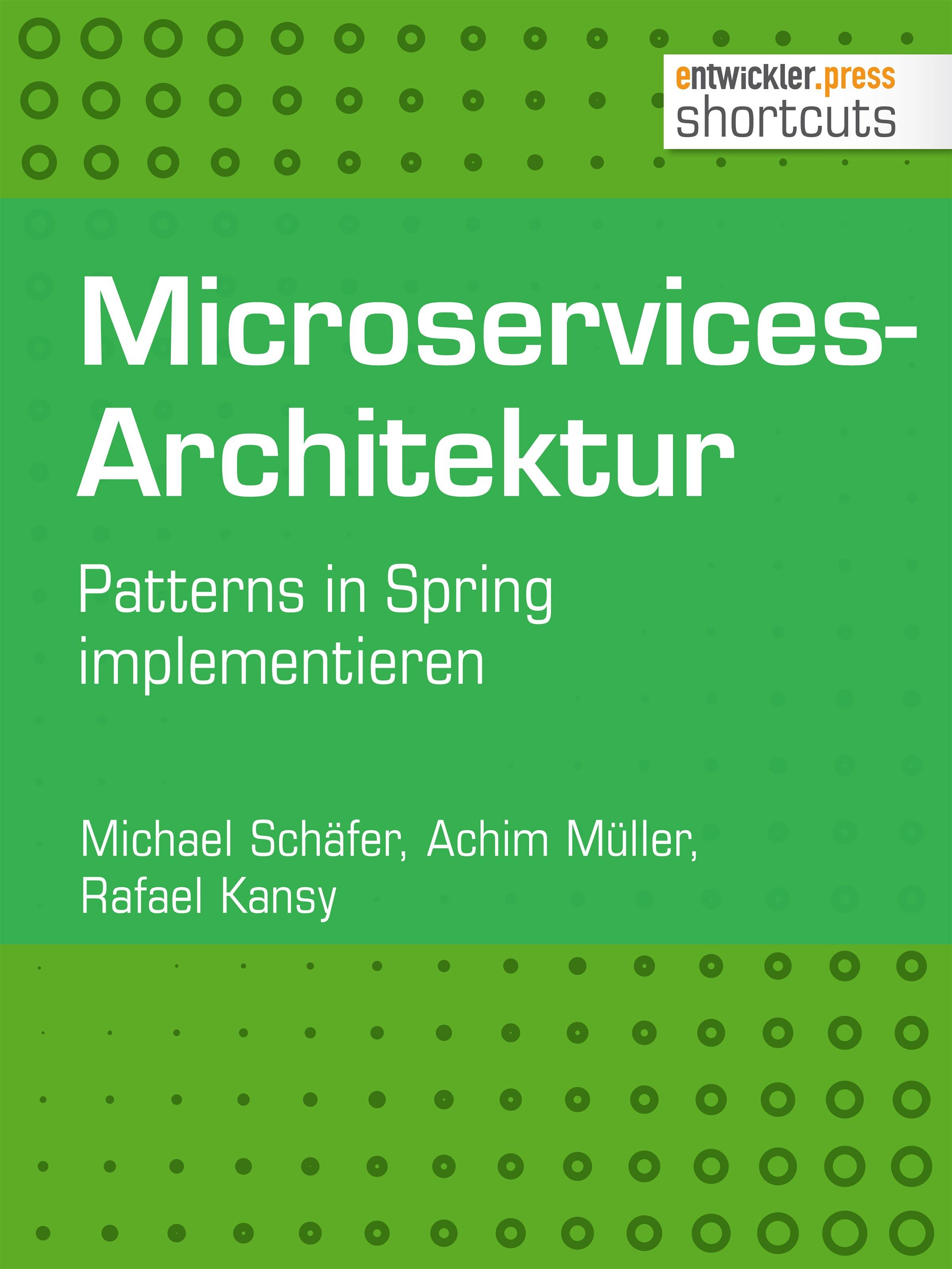 Michael Schafer Microservices-Architektur