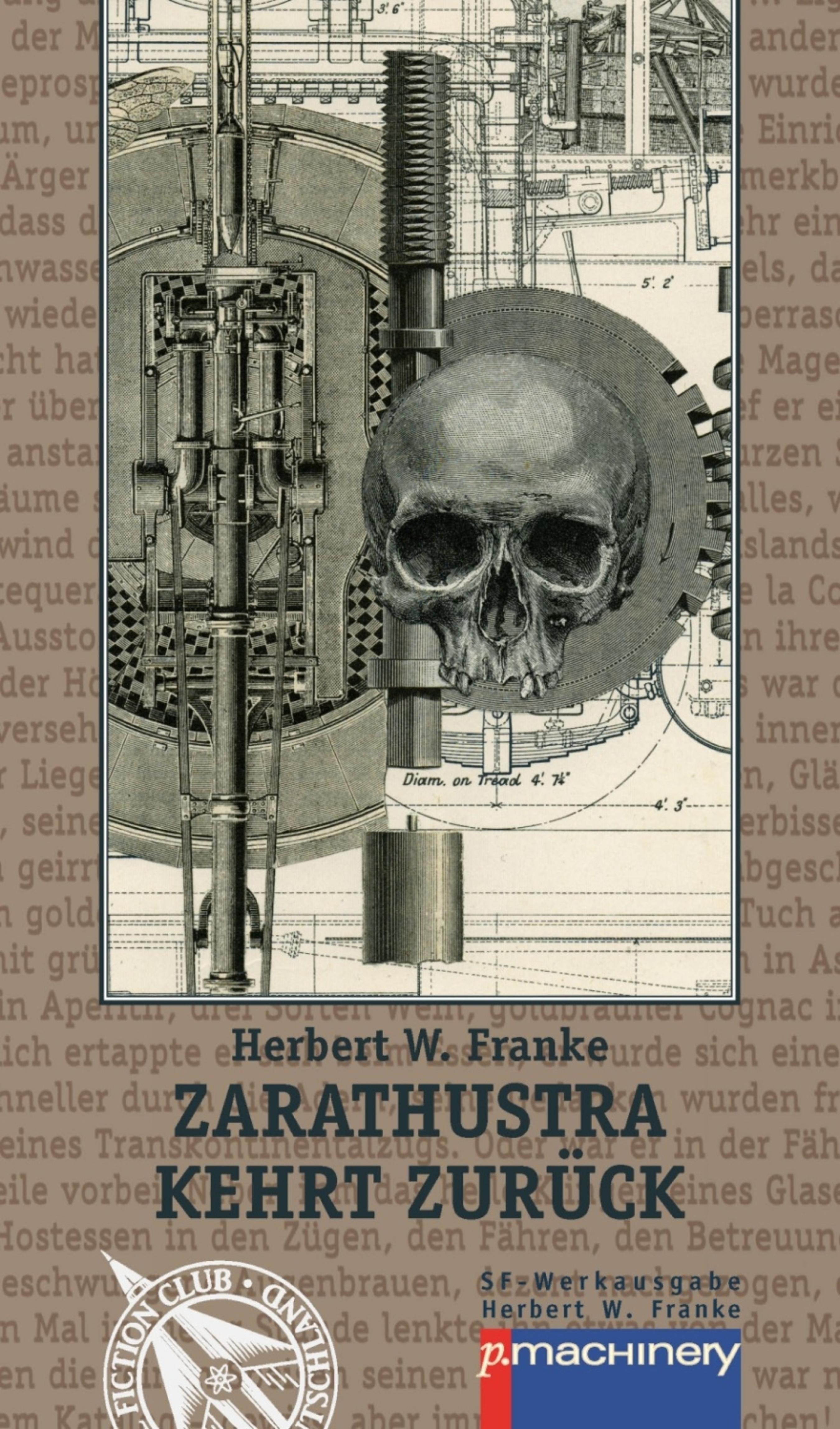 Zarathustra kehrt zurück ( Erik Simon  )