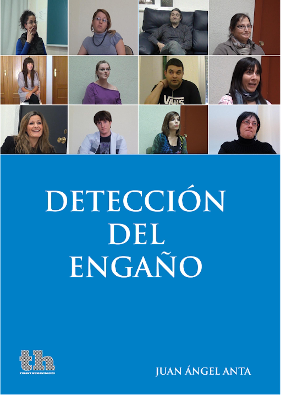 Juan Ángel Anta Detección del engaño футболка anta anta an225egsww33