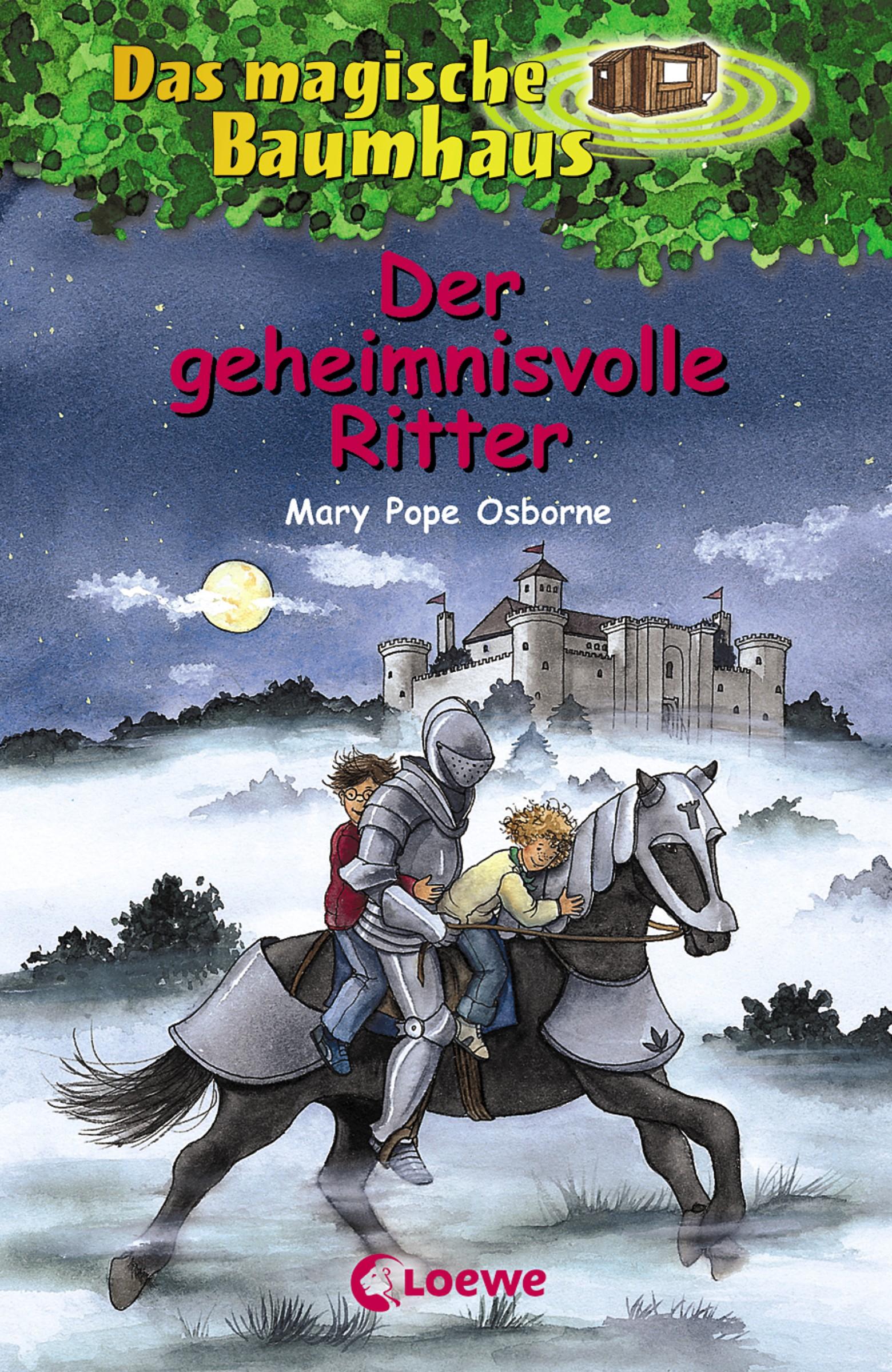 Mary Pope Osborne Das magische Baumhaus 2 - Der geheimnisvolle Ritter frieser claudia oskar und das geheimnisvolle volk