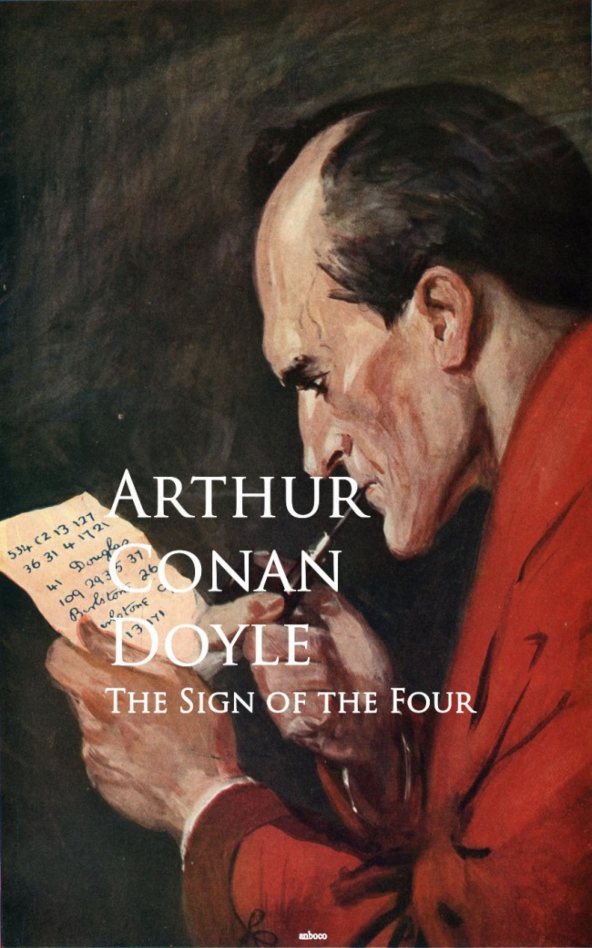 Arthur Conan Doyle The Sign of the Four doyle arthur conan the crime of the congo