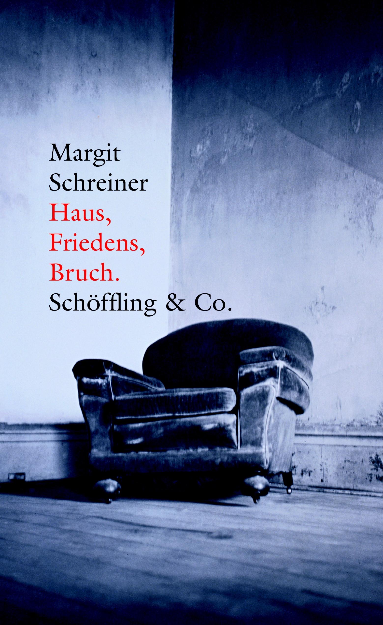Margit Schreiner Haus, Friedens, Bruch. margit kaffka színek és évek