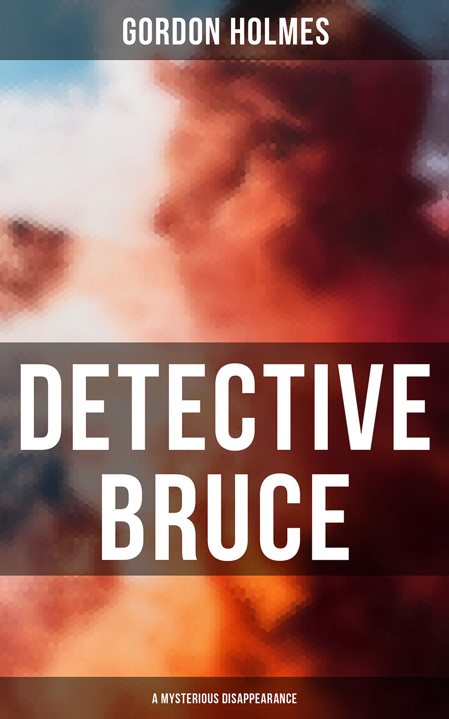 Gordon Holmes Detective Bruce: A Mysterious Disappearance a modern detective