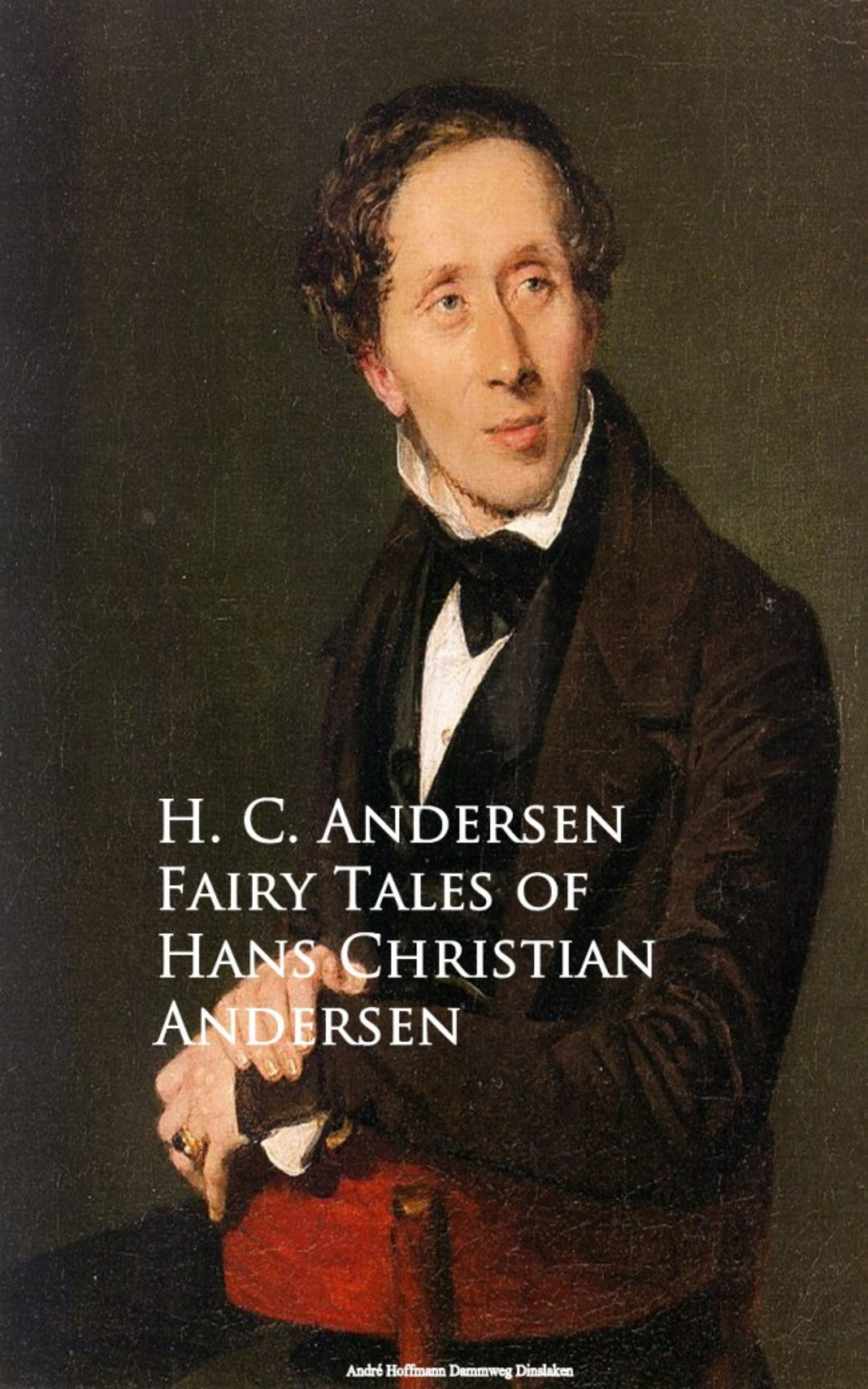 H. C. Andersen Fairy Tales of Hans Christian Andersen andersen h c rdr little mermaid isbn 978 1 4095 5590 2