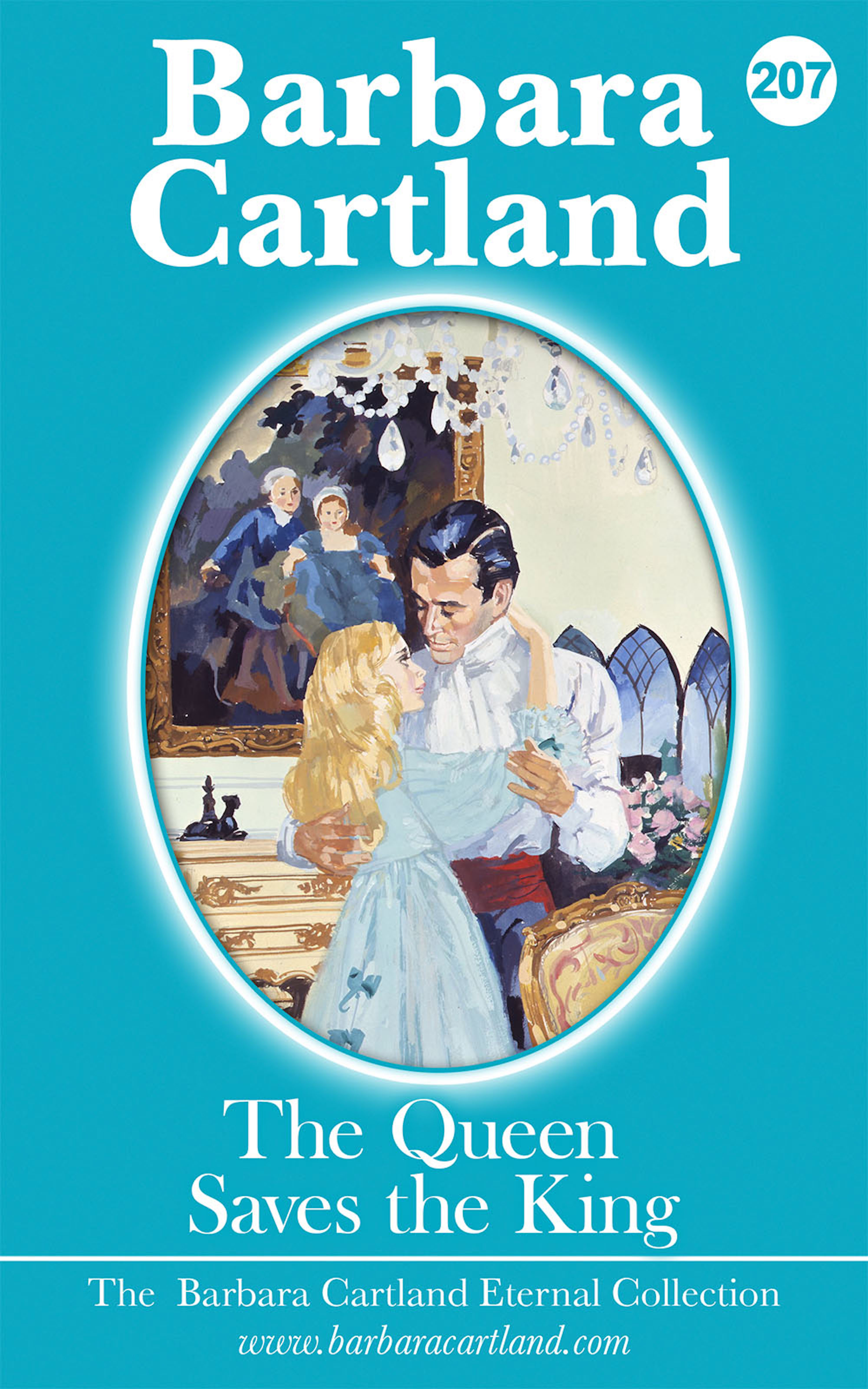 Barbara Cartland The Queen Saves The King barbara hart the emergency specialist