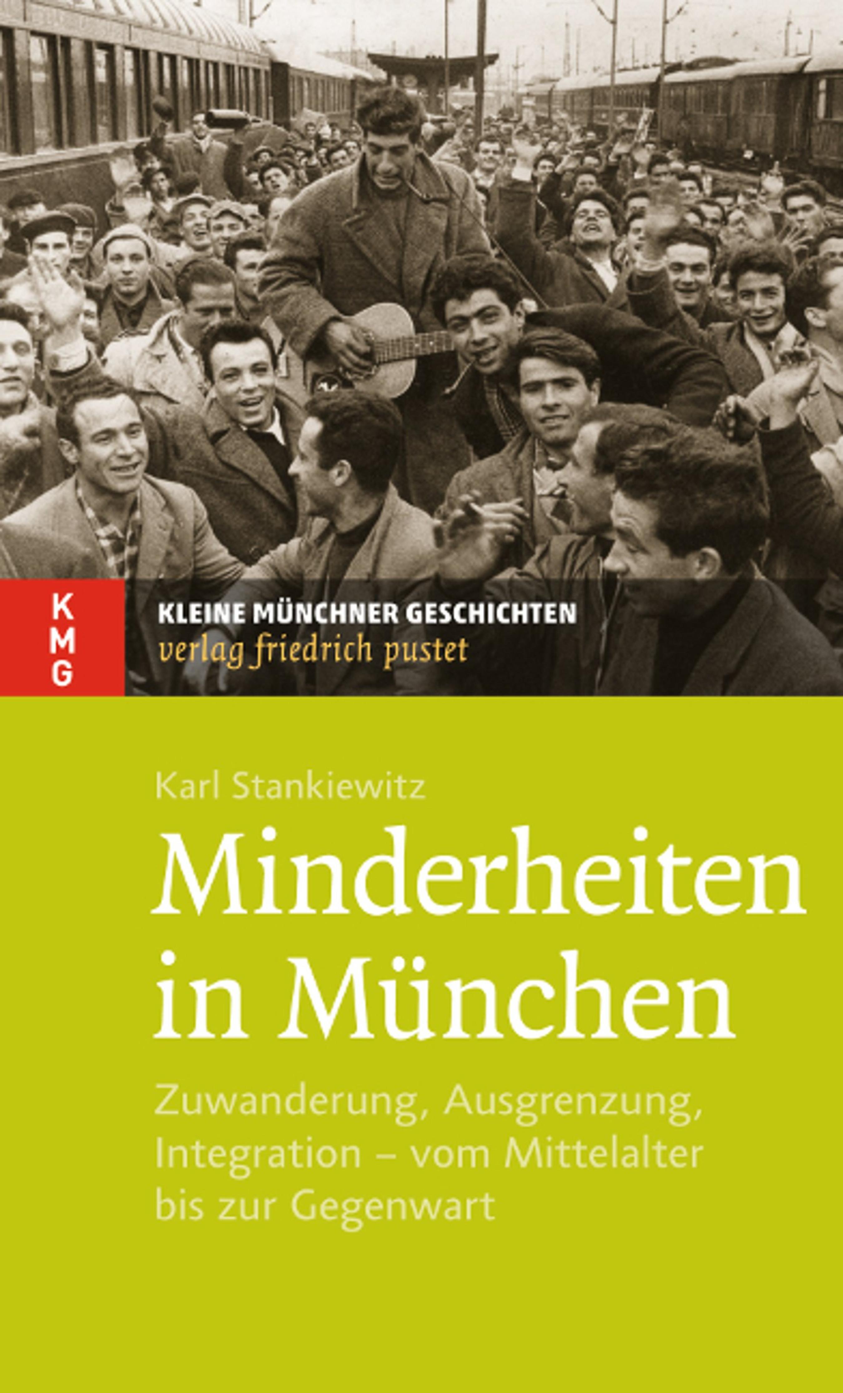 Karl Stankiewitz Minderheiten in München fabian prilasnig autochthone minderheiten