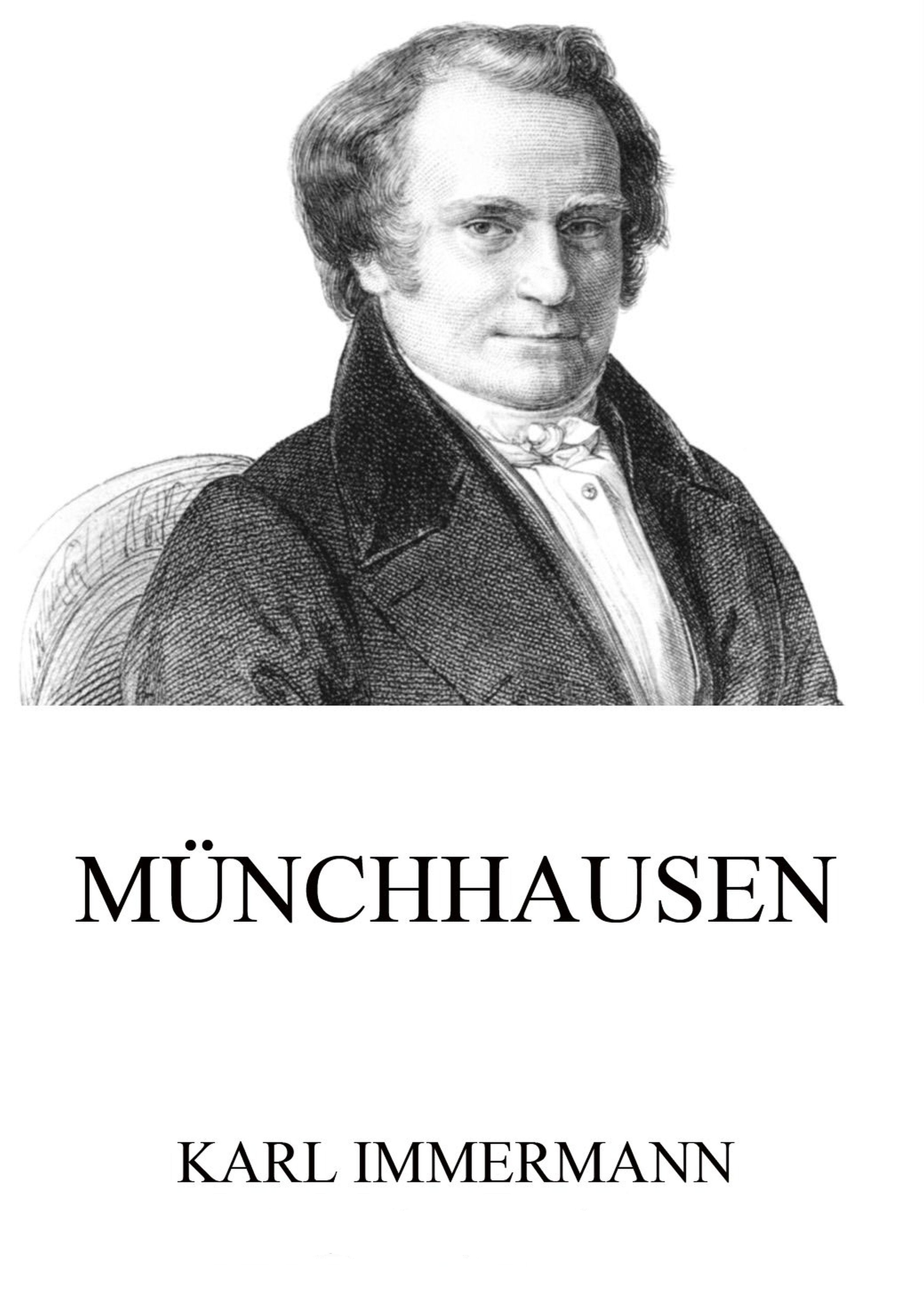 Karl Immermann Münchhausen цена и фото