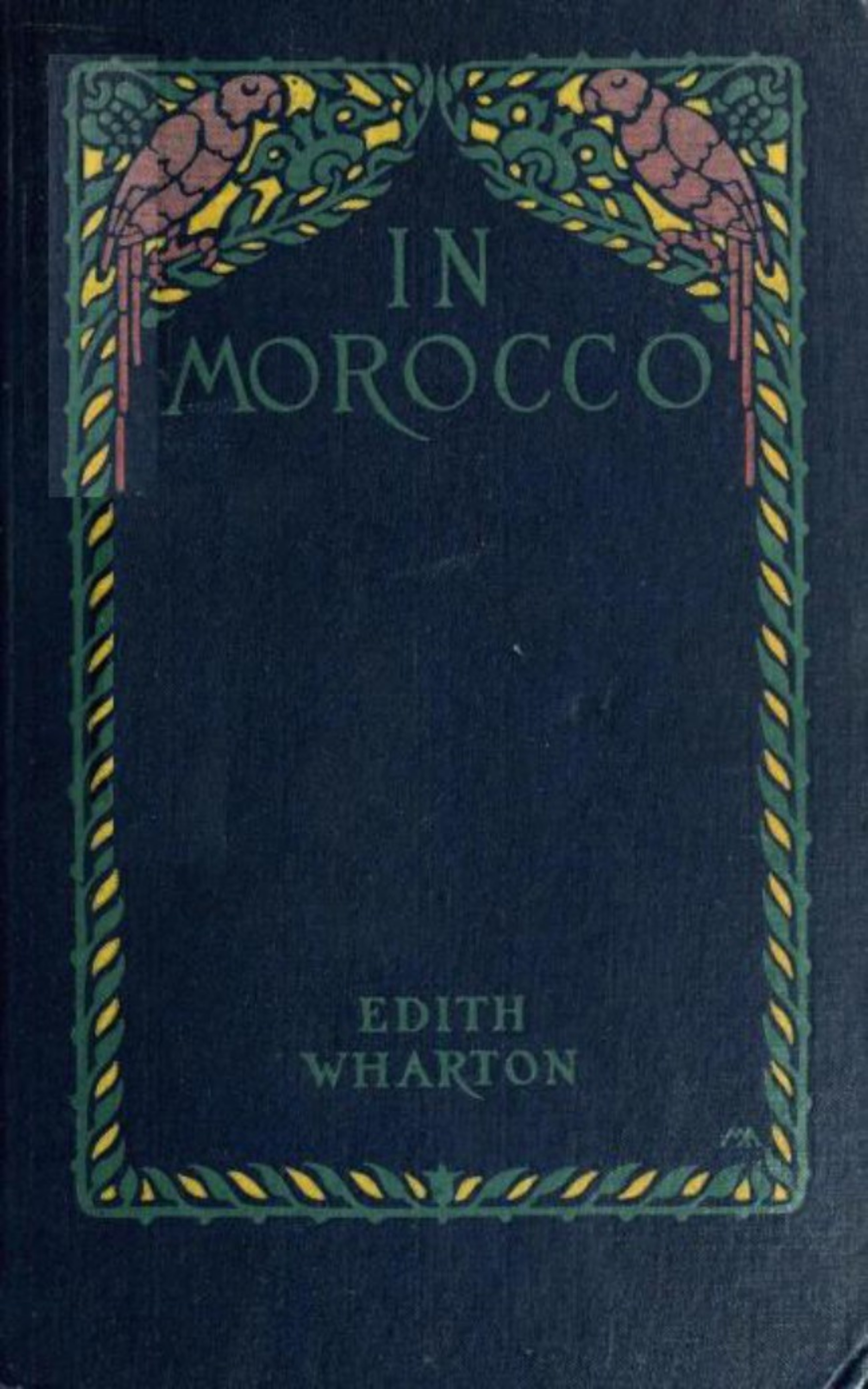 цены Edith Wharton In Morocco