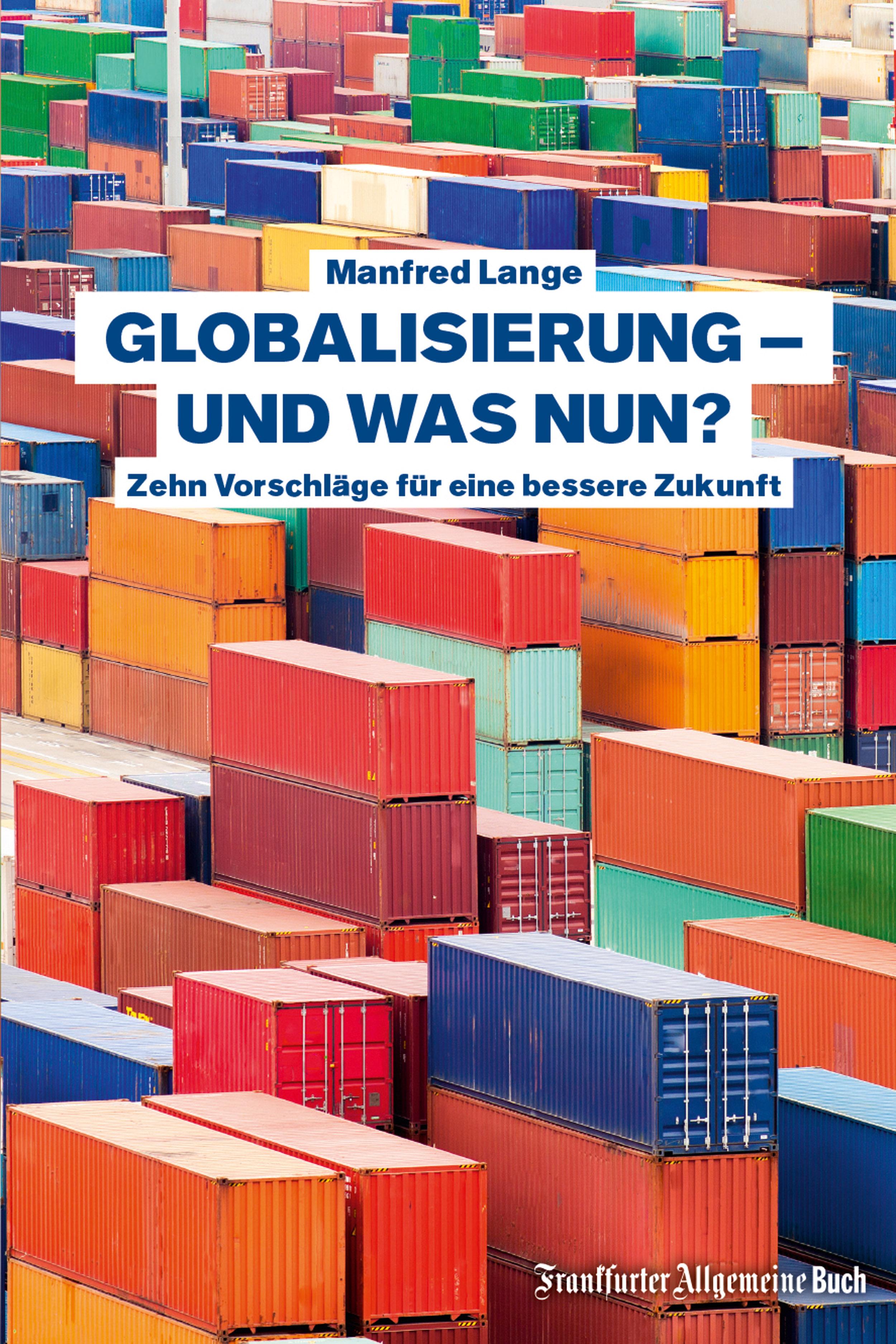цены Manfred Lange Globalisierung – und was nun?